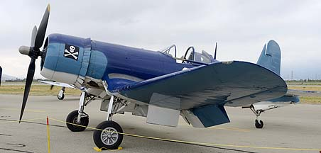 Goodyear FG-1D Corsair N11Y, May 14, 2011